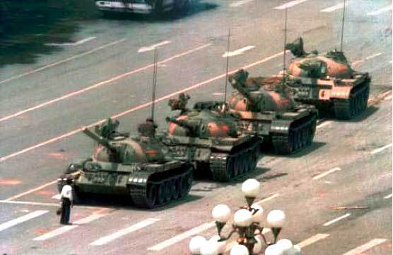 Photo of the WeekThe Tiananmen Square Protest Revisited