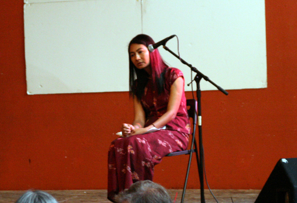 Burmese Writer-In-Exile Speaks in Pittsburgh