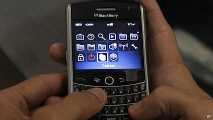 UAE, India and Blackberry: Implications for Human Rights Defenders and Freedom of Expression Online