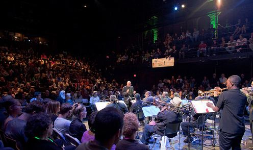 "The ""Heather Report"": Heather Pinson Remembers 2010′s Jazz Poetry Concert"