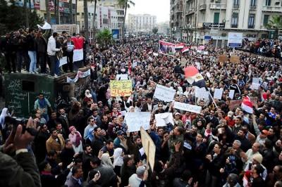 Egypt, Feburary 2, 2011