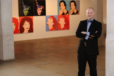 Eric Shiner, Acting Director for The Warhol Museum