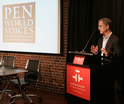 Larry Siems of PEN American Center