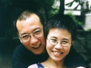 liu and wife