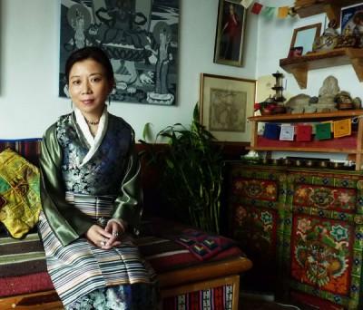 Tsering Woeser, Tibetan Activist