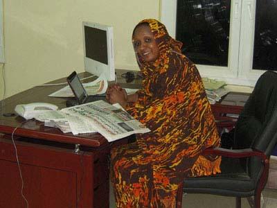 Sudanese journalist si (2)