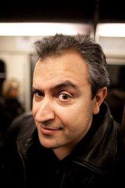 Iranian cartoonist, Nikahang Kowsar