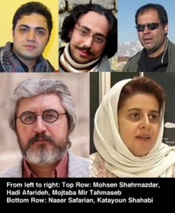 Detained Iranian Filmmakers