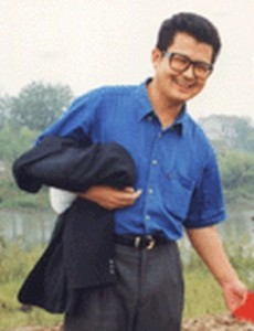 Chinese Dissident Writer Guo Feixiong in 2006. Photo by The Epoch Times