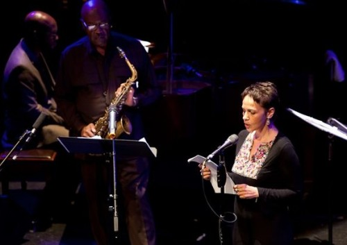 Alexandra Petrova Reads at Jazz/Poetry 2011