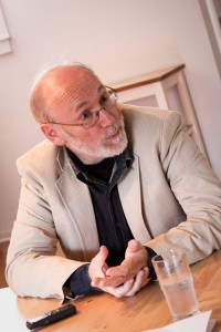 Dermot Bolger. Photo: Laura Mustio