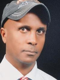 Blogger and former reporter, Eskinder Nega