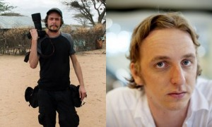 Photograher Persson and reporter Schibbye were arrested in July with several members of the 'ONLF'. Photos: Kontinent
