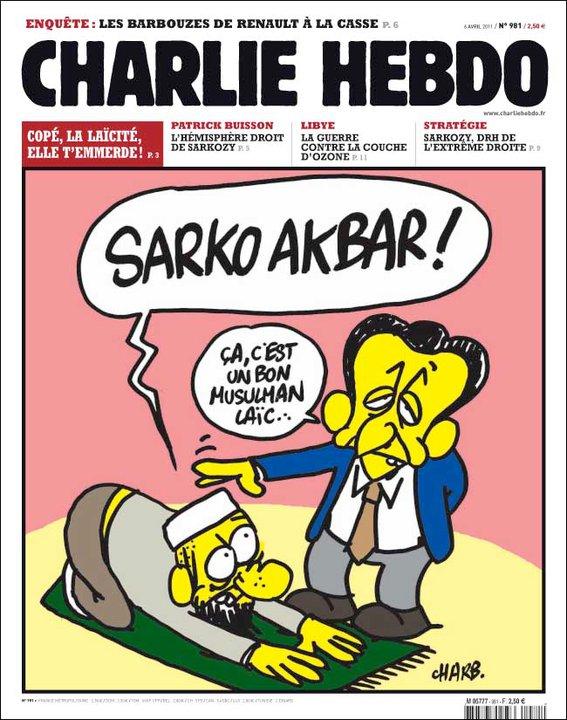 Sarko Akbar!