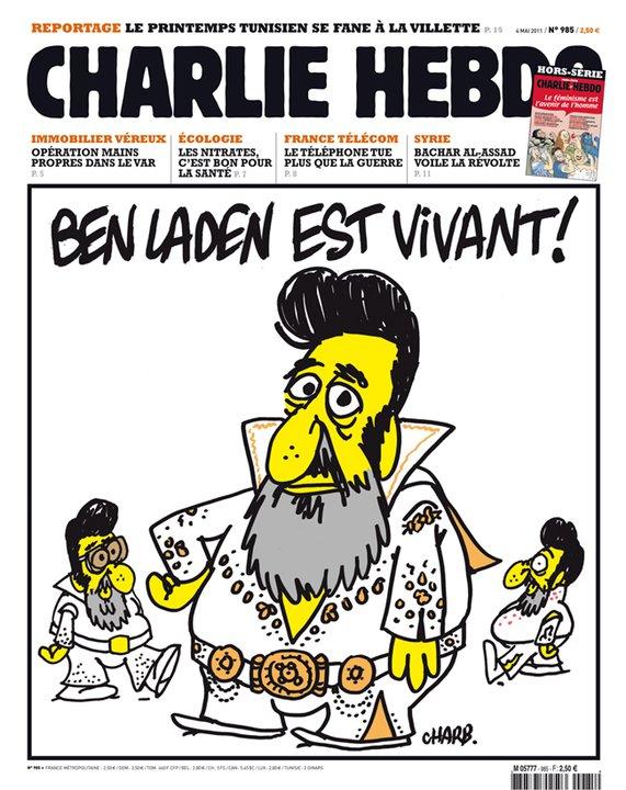 Ben Laden Est Vivant!