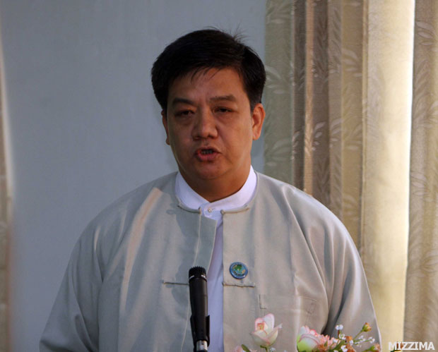 Deputy Director-General Tint Swe Calls for Press Freedom in Burma