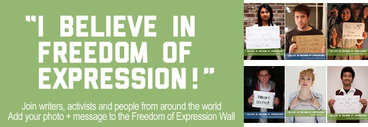 Freedom of Expression Wall