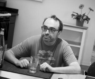 Gary Shteyngart / American Writer