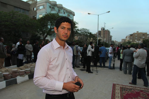 Sharif Abdel Kouddous
