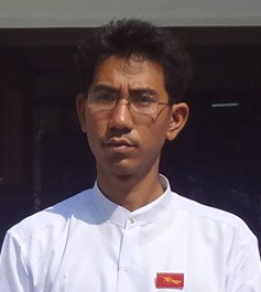 Kyaw Ko Ko, Chairman of the ABSFU (Photo: Lapyae Way)