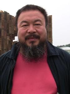 Ai Weiwei (June 2007)