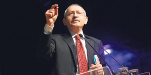 Republican People's Party Chairman Kemal Kılıçdaroğlu stated on Friday that the Law on the Protection of Atatürk should be removed. (Photo: Today's Zaman)
