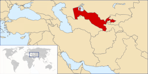 LocationUzbekistan