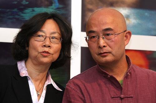 Tienchi Martin-Liao and Liao Yiwu