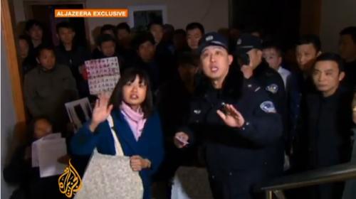 Melissa Chan from Al Jazeera