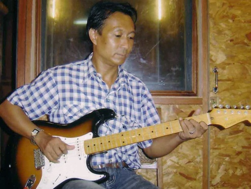 Win Maw, Burmese musician and video journalist