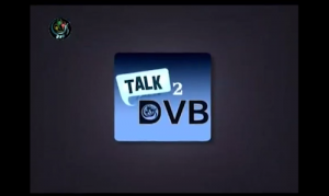 Talk2DVB's video intro