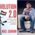 Left: Revolution 2.0. Right: Wael Ghonim. Photo: International Monetary Fund, Flickr.