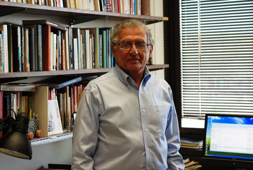 Prof. Jonathan Harris