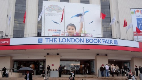 China's presence at the London Book Fair 2012