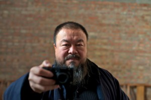 Chinese artist Ai Weiwei won't be able to travel to Washington. Photo: Facebook, Ai Weiwei: Never Sorry