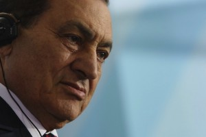 Hosni Mubarak Photo: International Business Times, Creative Commons
