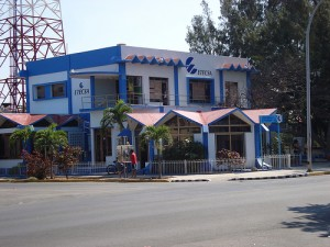 Etecsa building
