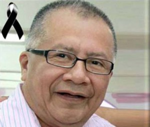 Miguel Lòpez is one of several journalists killed in Veracruz in recent years. Photo: Notiver.