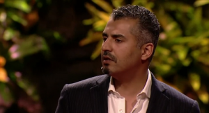 Maajid Nawaz at the TED Conference in 2011. Photo: youtube user TedtalksDirector.