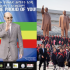 Left: Meles Zenawi's image dominates Ethiopia. Right: Statue of Kim Jong-il. Photo: Joseph A. Ferris III, Creative Commons.
