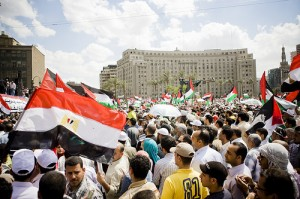 Images from Tahrir Square like the one above shook the world. Is Ethiopia next? Photo: Hossam el-Hamalawy, Creative Commons