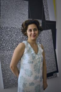 Nazila Fathi. Photo: Camila Centeno