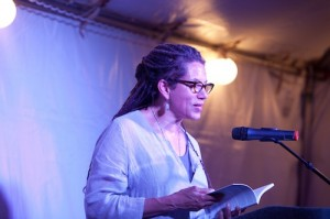 Nikky Finney, Cave Canem 2012. Photo: Renee Rosensteel