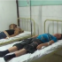Quarantined patients in the Manzanillo hospital. Photo: From youtube user CNN.