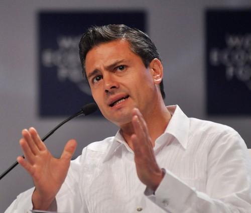 Mexico: Enrique Peña Nieto