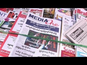 Myanmar goverment abolishes direct media censorship after 50 years.