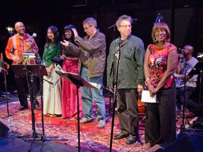 Jazz Poetry Performers