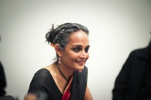 Author of God of Small Things Arundhati Roy