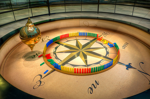 Foucault Pendulum from Tellus Science Museum, GA