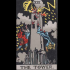 The Tarot card 'The Tower.' Creative Commons.